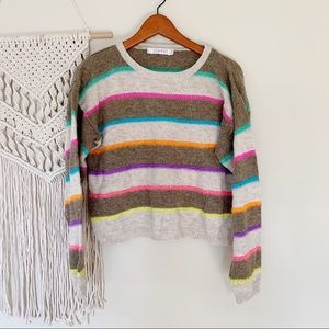 Women's ESPRIT rainbow sweater